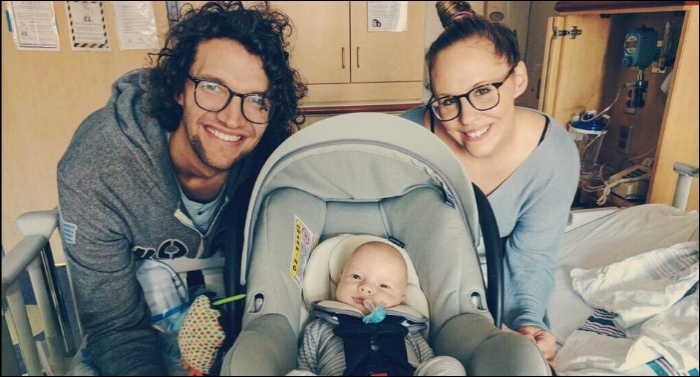 for king countrys luke smallbone and family endure health scare involving son - For King And Country Christmas Album