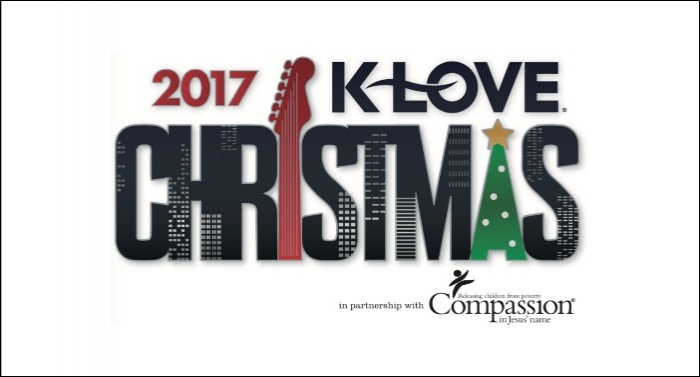 6th Annual K-LOVE Christmas Tour to Feature We Are Messengers and Plumb