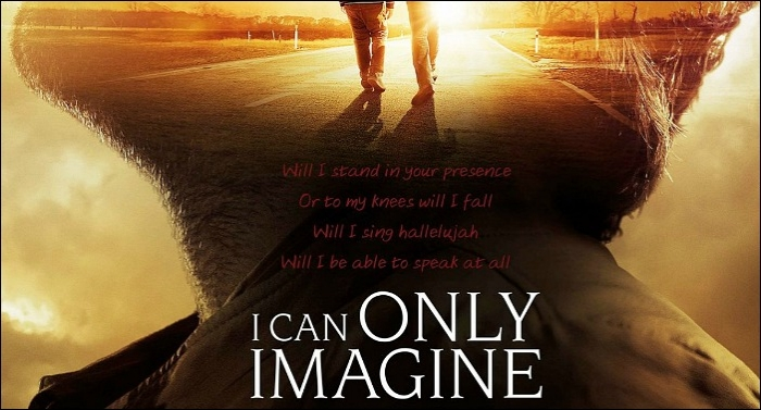 'I Can Only Imagine' Movie Poster Unveiled, MercyMe's Bart Millard Announces New Book