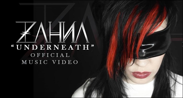 VIDEO PREMIERE: Zahna Debuts Music Video for 'Underneath'
