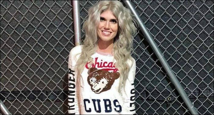 Julianna Zobrist Performs Stirring National Anthem Rendition at Chicago Cubs Game