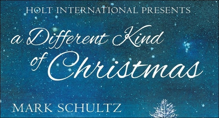 Mark Schultz Gears Up for 'A Different Kind of Christmas' Tour