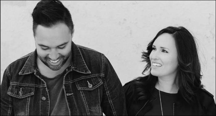 "Brad + Rebekah Premiere Music Video for New Single ""I Am Found"""