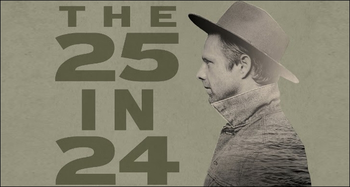 ​Jon Foreman Announces '25 in 24' Tour and Film