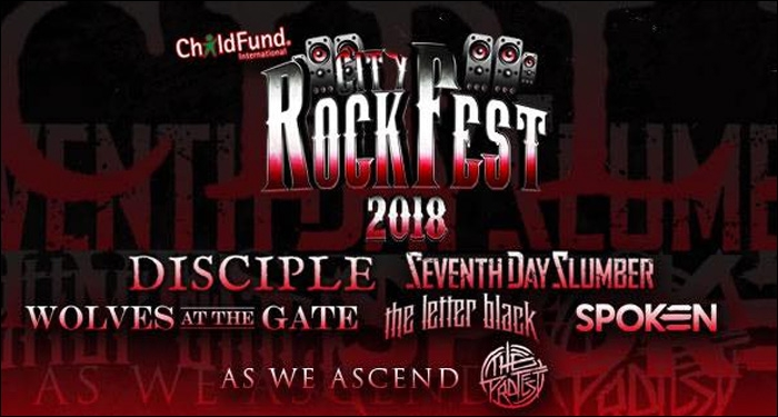 ​City Rockfest Tour Announces Lineup Changes
