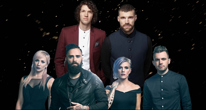 ​Skillet To Team Up With for KING & COUNTRY on 'joy.UNLEASHED' Tour This Spring