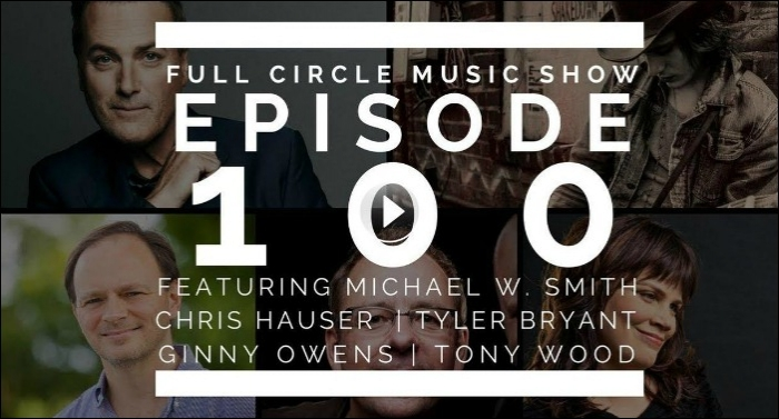 Full Circle Music Show Hits 100th Podcast Episode