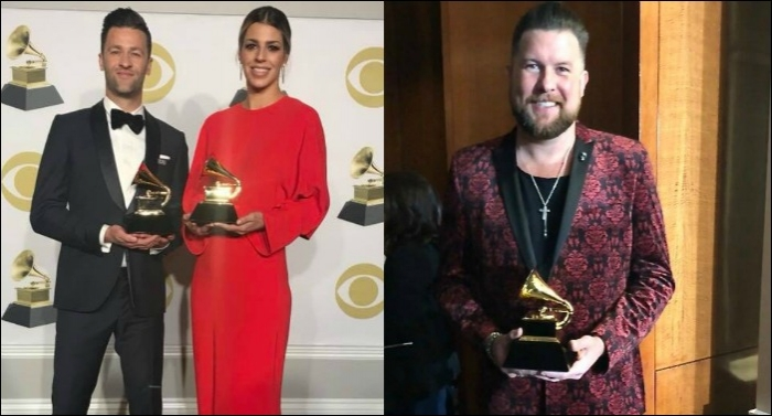 Christian, Gospel Artists Celebrate GRAMMY Honors