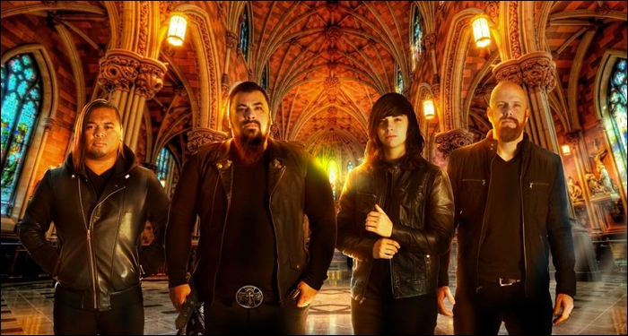 ​Seventh Day Slumber Unveils Lyric Video for 'Into the Fire'