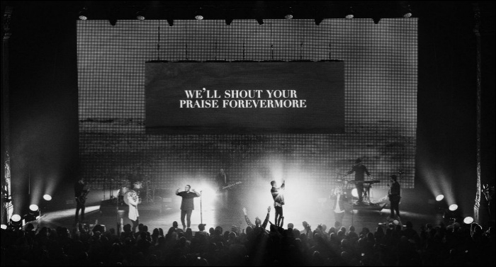 Elevation Worship Unveils 'Evidence' from Elevation Collective