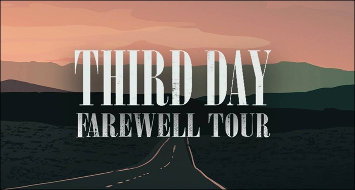 Third Day Announces Farewell Tour and The End of an Era