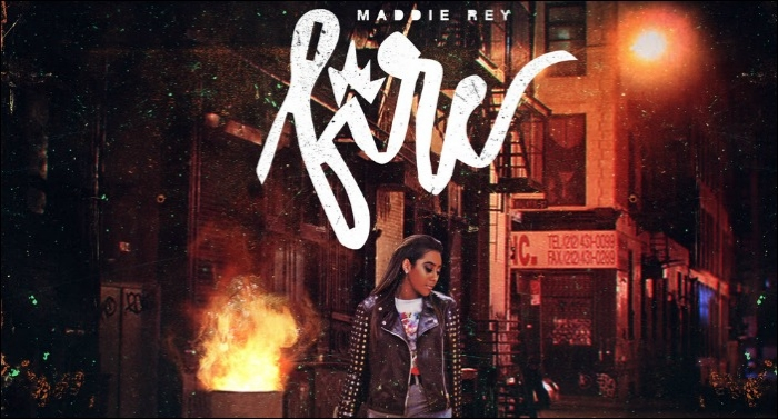 Maddie Rey Releases 'Fire' to Christian Radio