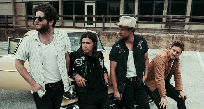 ​NEEDTOBREATHE Announces New Project With Single 'Bridges Burn'