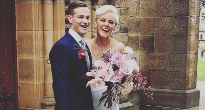 Hillsong's Taya Smith Gets Married