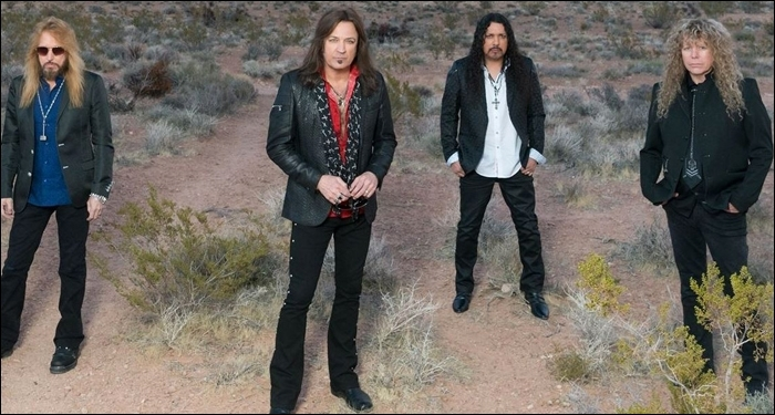 Walmart Refuses to Carry New Stryper Album