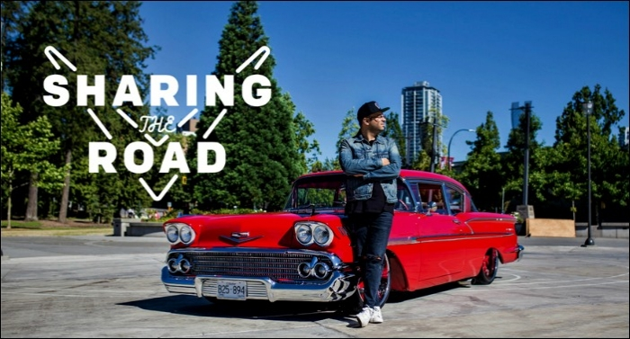 'Sharing The Road' Drives Unforgettable Conversations with Andrew Marcus