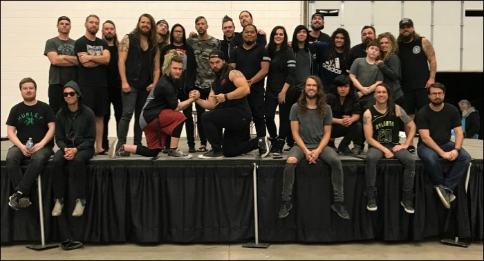 City Rockfest Wraps Spring Tour Showcasing Genre's Top Names