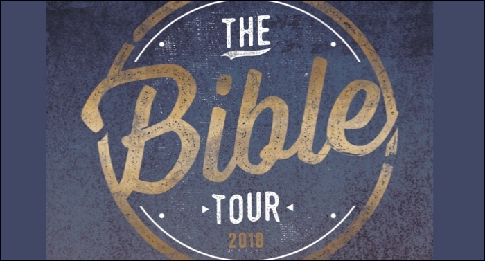 The Bible Tour Returns This Fall