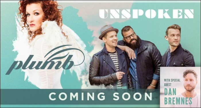Plumb and Unspoken Unite for 'We Are One' Co-Headlining Tour