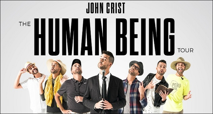 Comedian, Internet Sensation John Crist Announces Nationwide 'The Human Being' Tour