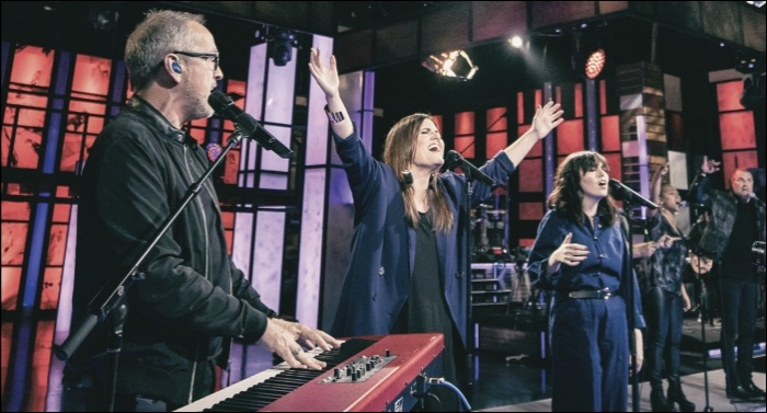 David and Nicole Binion Invite Listeners to 'Dwell' in God's Presence with New Live Album