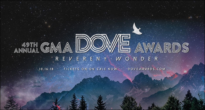Nominees Announced For 49th GMA Dove Awards