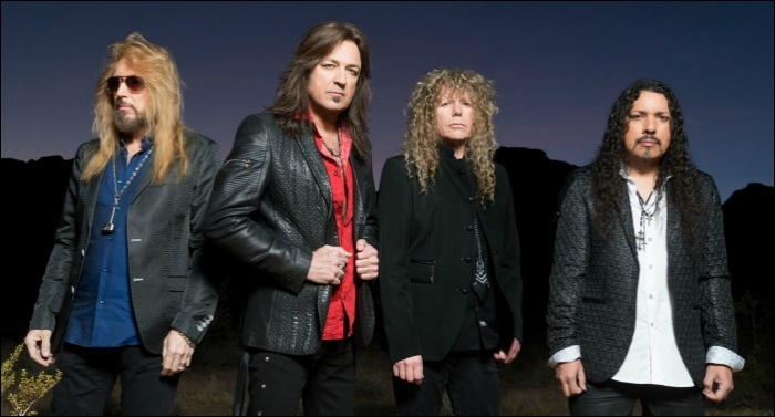 STRYPER Releases Official Statement Regarding Band Member Oz Fox