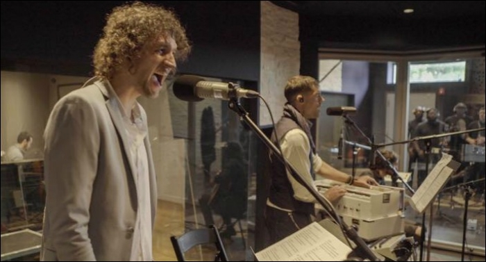 for KING & COUNTRY Covers 'The Greatest Showman'