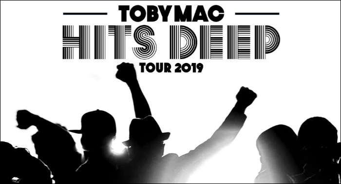 TobyMac's Popular 'HITS DEEP Tour' to Hit 34 Arenas with 2019 Return