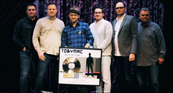 TobyMac Drops Personal Single 'Scars' Ahead of 'The Elements'