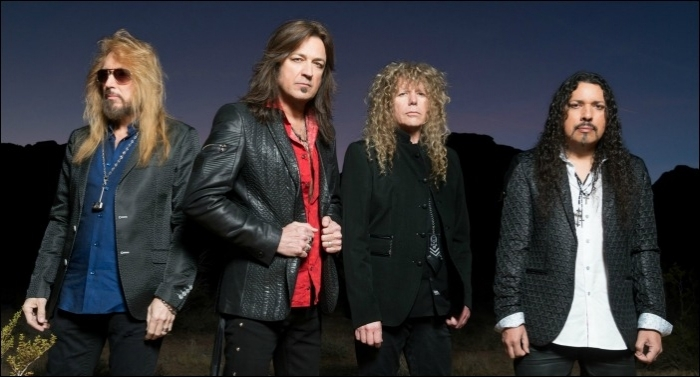 STRYPER Kicks Off 2nd Leg of 'God Damn Evil' World Tour
