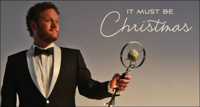 David Phelps Records All-New Christmas CD, DVD 'It Must Be Christmas'