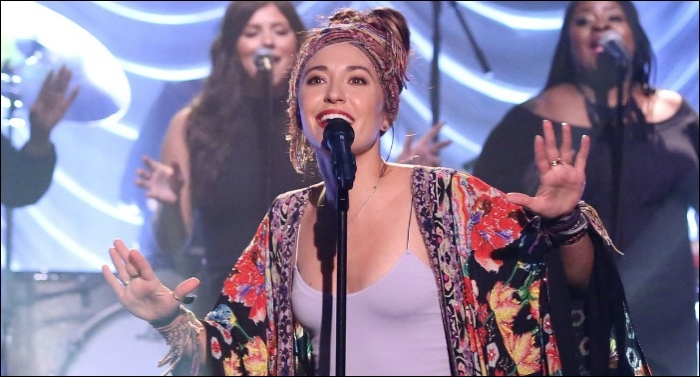 Lauren Daigle Makes Late-Night TV Debut on The Tonight Show with Jimmy Fallon