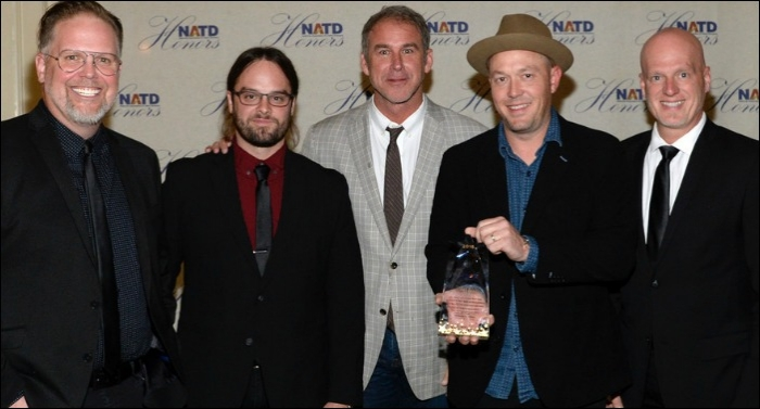 8th Annual Nashville Association of Talent Directors Honors Gala Recognizes MercyMe