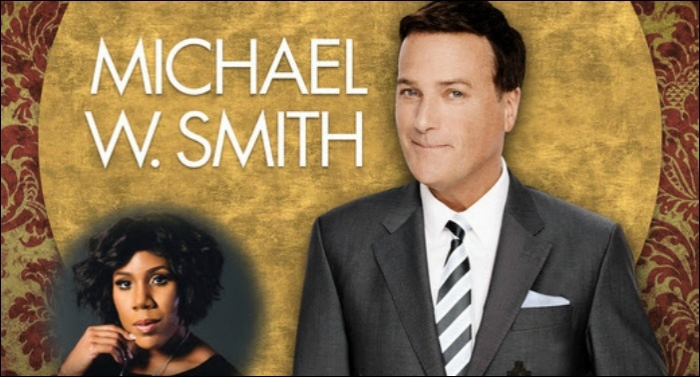 Michael W. Smith's Christmas Tour Returns for 2018 with Melinda Doolittle