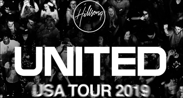 Hillsong UNITED Returns to the United States for Highly Anticipated USA Tour 2019