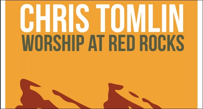 Chris Tomlin Back to Headline Two Nights at Red Rocks, July 2019