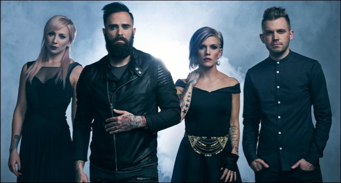 Skillet, Fight The Fury to Open for Breaking Benjamin