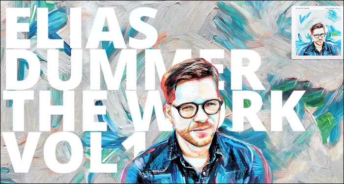 The City Harmonic's Elias Dummer Giving Away Debut Solo Album To NRT Readers