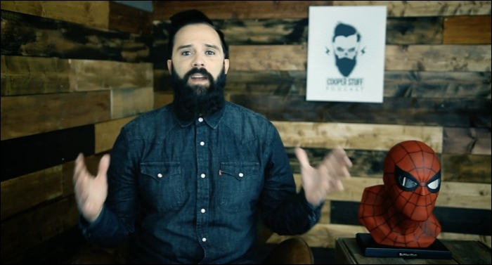 Skillet Front Man John Cooper Launches 'Cooper Stuff Podcast'