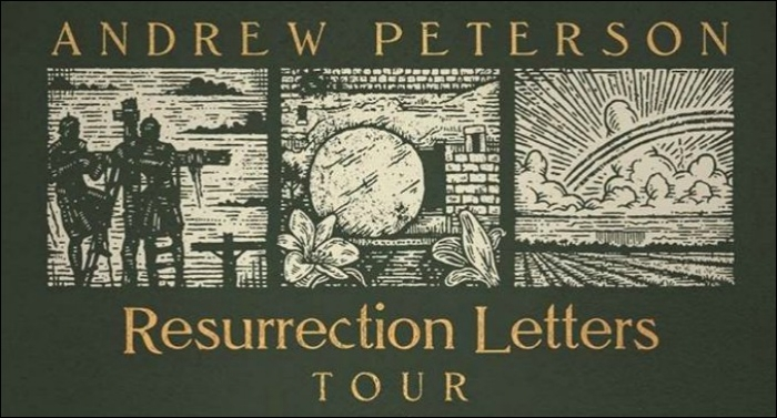 Andrew Peterson Prepares for Second Annual Resurrection Letters Tour