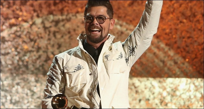 Jason Crabb and Producer Jay DeMarcus React to GRAMMY Win