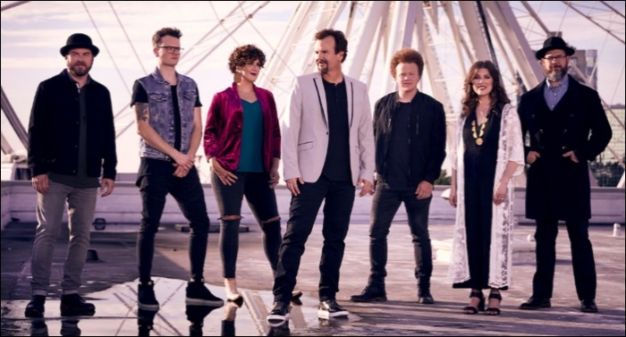 Casting Crowns Celebrates 14th No. 1 Radio Single