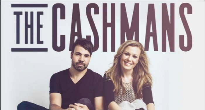 Husband & Wife Singer/Songwriter Duo The Cashmans Launch Pre-Release Campaign for   New Album