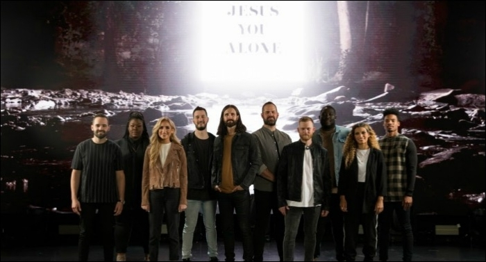 Highlands Worship's 'Jesus You Alone' Debuts at No. 1