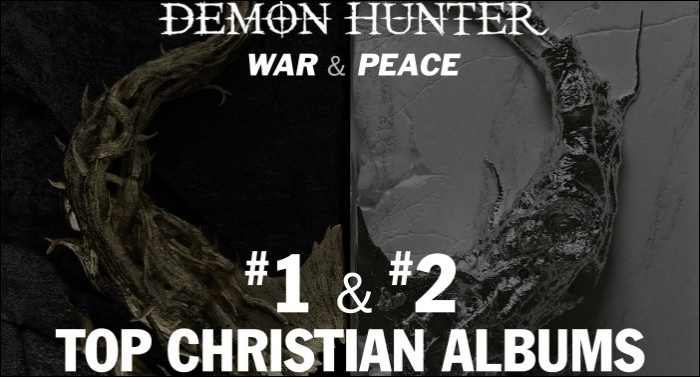 Demon Hunter Celebrates Two Albums in Top 75 on Billboard 200