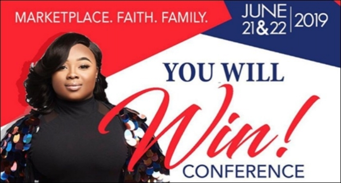 Jekalyn Carr Announces Special Guests for 2nd Annual 'You Will Win' Conference