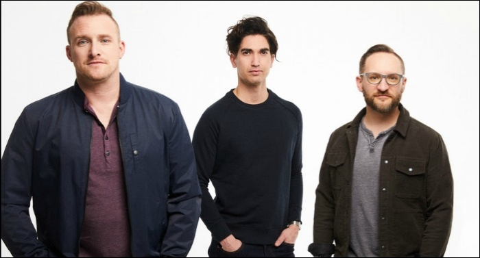 New Single from Sanctus Real, 'Unstoppable God,' Makes Debut