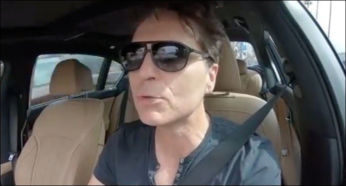 Richard Marx Features The Afters' 'Light Up The Sky' in Facebook Video
