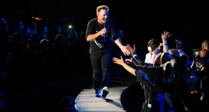 Chris Tomlin's Sold-Out Hollywood Bowl Concert Becomes Highest Attended Show of Career